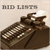steen law firm - bid lists
